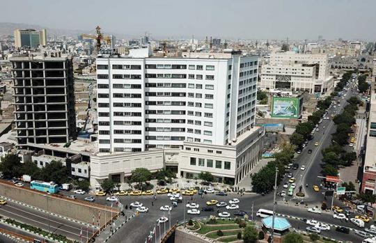 Mojalal Residential & Commercial Center